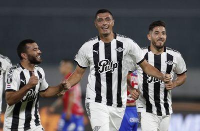 Libertad juega los cuartos de final de la Copa Libertadores
