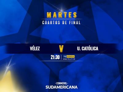 Los cuartos de final de la Sudamericana se ponen en marcha