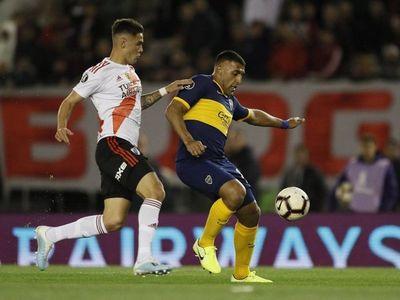 Boca y River se cruzarán en la próxima fase de la liga argentina