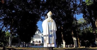 La Nación / Festejos de la Virgen de Caacupé en tiempos de COVID-19