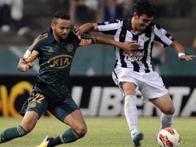 El antecedente entre Libertad y Palmeiras