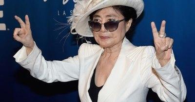 La Nación / Chile acoge retrospectiva de Yoko Ono, la reina del arte conceptual
