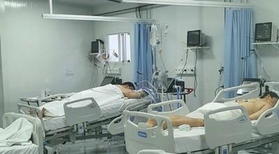 Covid-19: Hospital Regional de Caacupé al tope y continúa el aumento de casos