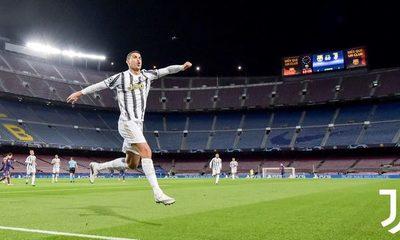 Juventus golea a Barcelona y se queda con el primer lugar del grupo