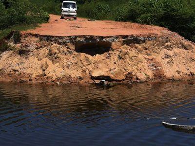 Laguna Cerro: Afirman que           disminuyó polución