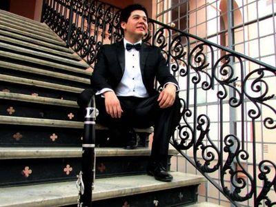 El clarinetista José Cabrera en ciclo de la Sinfónica Nacional