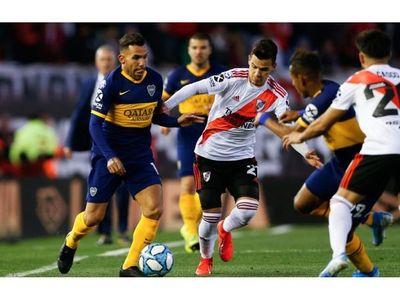 Clásico Boca ante  River será  en enero