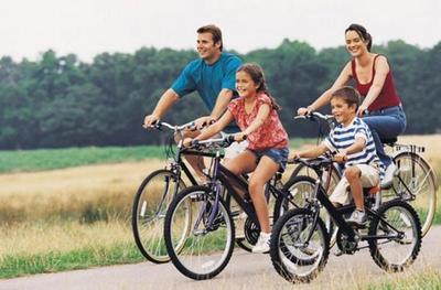 Impulsan el uso de bicicletas como medio alternativo de transporte