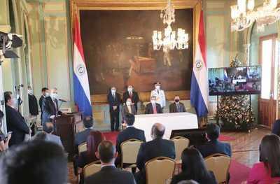 Paraguay lanzó plan renovado y participativo para seguir luchando contra la corrupción