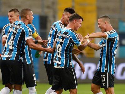 Una definición y un partido de ida en la Libertadores