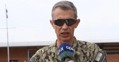 La Nación / Comandante de la FTC destaca trabajos para dar con el paradero de secuestrados
