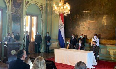 Villamayor ratifica que Gobierno nunca fue ajeno a la lucha contra la corrupción
