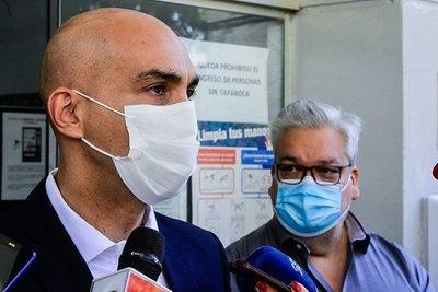 Ministro insta a maximizar cuidados para contener necesidad de internaciones por covid-19