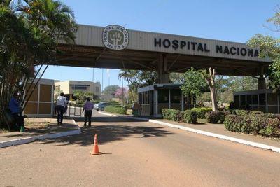 Habilitarán otro pabellón de contingencia en Hospital Nacional de Itauguá