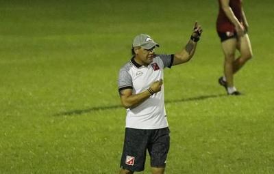 Celso Ayala, nuevo entrenador de Sol de América