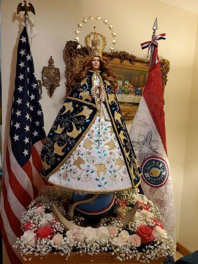 Celebrando a la Virgen de Caacupé alrededor del mundo