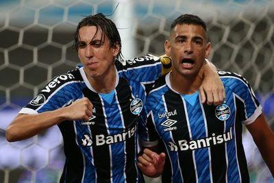 Gremio rescata un empate ante Santos