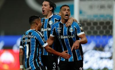 HOY / Grêmio empata en tiempo añadido en intenso juego