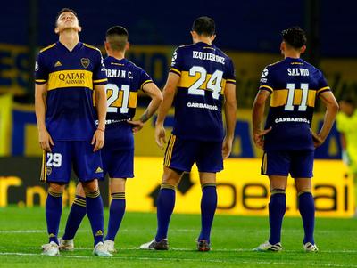 La suerte sonríe a Boca Juniors en los penales