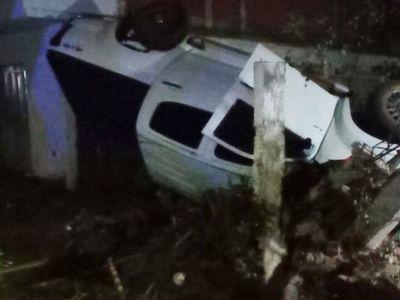 Un conductor ebrio arrolló y mató a bomberas en Itapúa