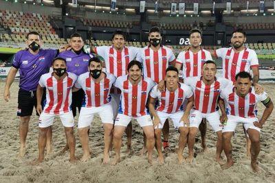 Paraguay golea a Bolivia y Angola
