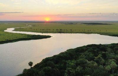 Buscan proteger el Parque Nacional Río Negro que integra el pantanal