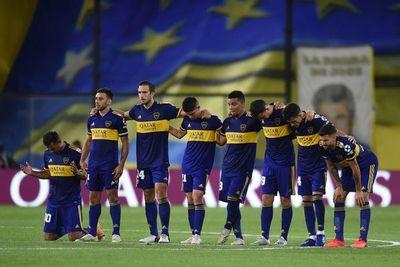 Boca vence por penales y sigue en la Libertadores