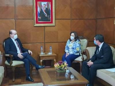 Juegos Suramericanos Asunción 2022 en agenda de Ministros