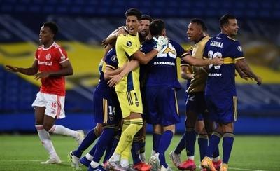 HOY / Boca sufre para pasar en penales ante Inter y se cita con Racing