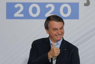 "Bolsonaro ve ""finalcito de la pandemia"", pese a que empeora en Brasil"