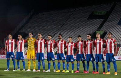 Paraguay cierra el año en el puesto 34 del ranking FIFA