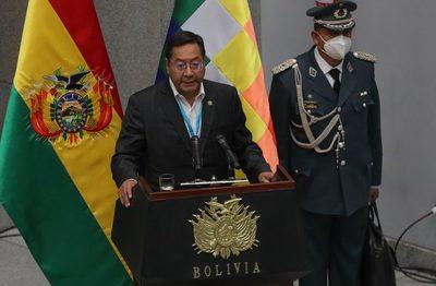 El Gobierno de Bolivia anula normas económicas de la gestión de Áñez