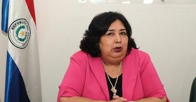 La Nación / Denuncian intención de frenar interpelación a ministra de la Niñez