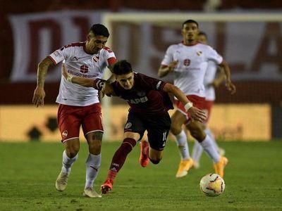 Lanús e Independiente no se hacen daño y alargan suspense