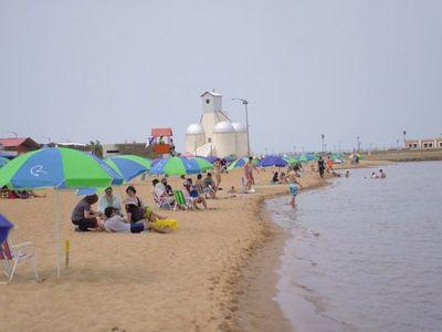 Municipalidad de Encarnación aclara que playas se encuentran habilitadas