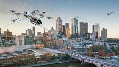 Lanzan nuevo concepto de operaciones de movilidad aérea urbana