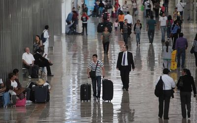 México perderá 20 millones de turistas y 13.400 millones de dólares este 2020