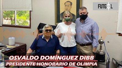 ODD dijo que en Olimpia no se entrenó en cuarentena dura y así les va (Video)