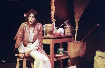 Myriam Sienra, la elegante dama del teatro paraguayo