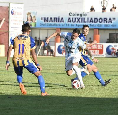 Guaireña-Luqueño: puntos de play-offs y Sudamericana