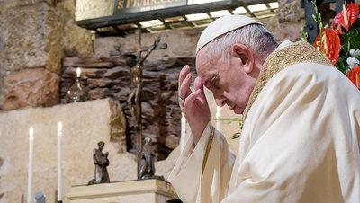 El Vaticano adelanta la Misa de Gallo de este año
