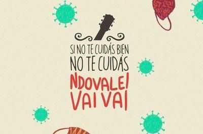 """Artistas paraguayos estrenan """"Modo Seguro de Vivir"""", una canción para seguir cuidándonos"""