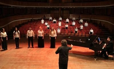 HOY / Concierto virtual de clausura de Escuela de Canto del IMA