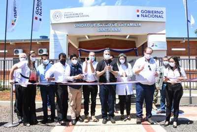 Habilitan la octava USF de 25 previstas en Alto Paraná