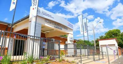 Gobierno Nacional inaugura nueva USF en Alto Paraná