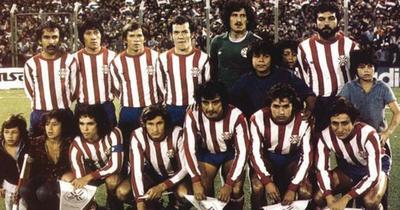 Hace 41 años, Paraguay fue campeón de América