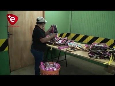 OFICINA DE LA PRIMERA DAMA ENTREGARÁ 500 JUGUETES A NIÑOS HUMILDES DE ITAPÚA