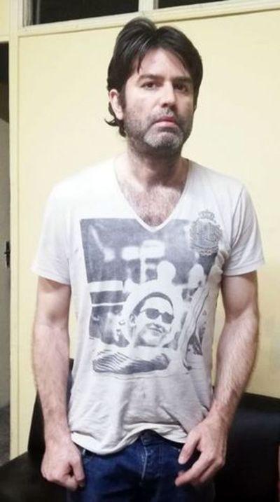 """Jueza ordena prisión preventiva de """"Papo"""" Morales quien será remitido a la cárcel Tacumbú"""