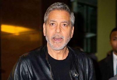 George Clooney es hospitalizado de emergencia por pancreatitis