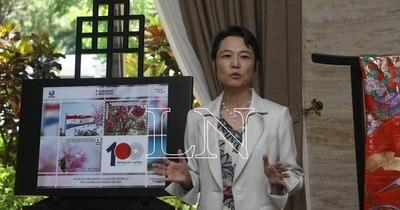 La Nación / Mano a Mano LN con Yoshie Nakatani: Japón y Paraguay son socios estratégicos con tradición